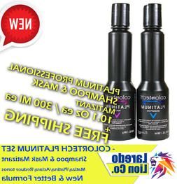 1 SET NUTRAPEL MATIZANT SHAMPOO & MASK FOR GRAY BLOND OR BLE