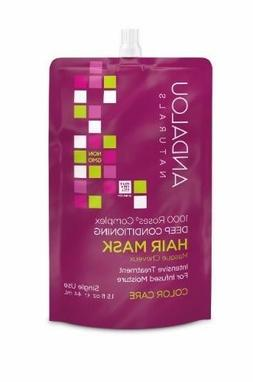 Andalou Naturals 1000 Roses Complex Deep Conditioning Hair M