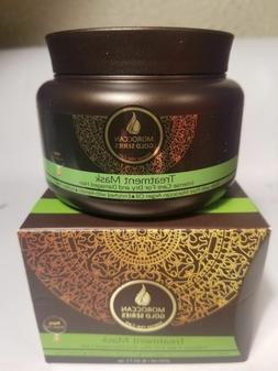 NEW Moroccan Gold Series Treatment Mask 8.45 Oz Dry Damaged