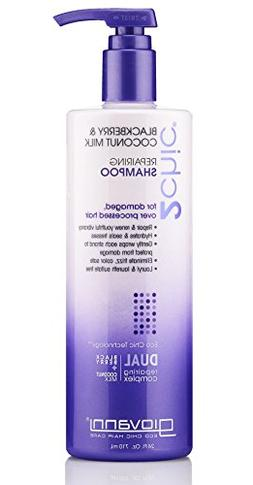 GIOVANNI 2chic Blackberry & Coconut Milk Repairing Shampoo,