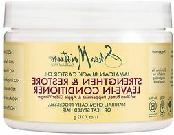 SHEA MOISTURE JAMAICAN BLACK CONDITIONER LEAVE-IN 11 Ounce