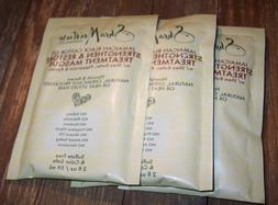 3 Shea Moisture JAMAICAN BLACK CASTOR OIL TREATMENT Hair Mas