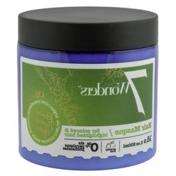 7 Wonders Hair Mask for Colored and Highlighted Hair with 7