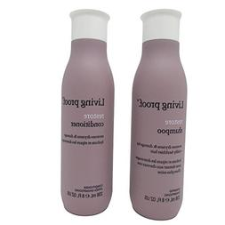 Living Proof Restore Shampoo & Conditioner Duo Set