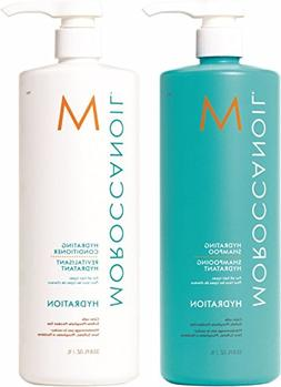 Moroccanoil Hydration Shampoo and Conditioner 33.8oz