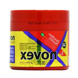 Novex Brazilian Keratin Deep Conditioning Hair Mask  Deep Co