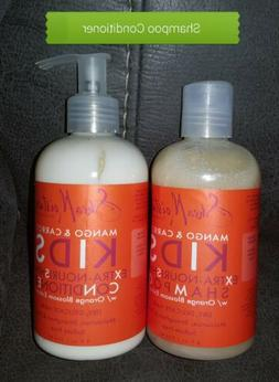 SheaMoisture Mango & Carrot KIDS, Extra-Nourishing, Shampoo