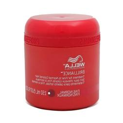 Wella Brilliance Treatment for Fine To Normal Colored Hair,