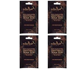 SheaMoisture African Black Soap Clarifying Mud Mask with Tam