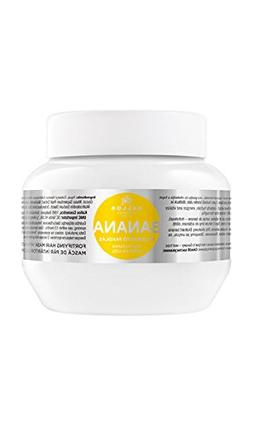 Kallos Cosmetics Banana Fortifying Hair Mask 275 ml / 9.2 oz