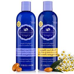 HASK Beauty BLUE CHAMOMILE & ARGAN OIL Made for Blondes Sham