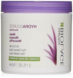 Matrix Biolage Hydrasource Hair Mask For Dry Hair 5.1 Ounce