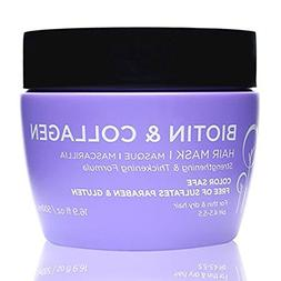Luseta Biotin & Collagen Hair Mask 16.9 oz