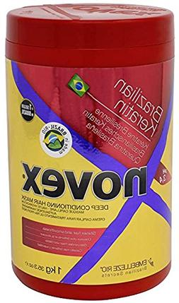 Embelleze Novex Brazilian Keratin Deep Conditioning Mask  Re