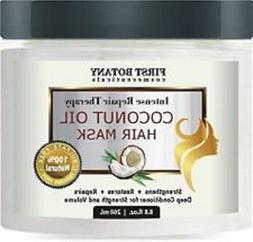 First Botany Coconut Oil Hair Mask for Damaged & Dry Hair 8.
