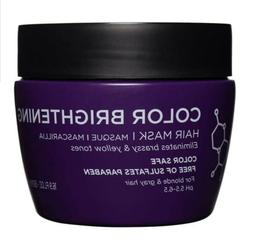 Luseta Color Brightening Purple Hair Mask for Blonde & Gray