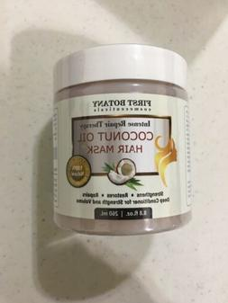First Botany Cosmeceuticals Coconut Oil Hair Mask for Damage