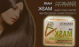 Salerm Cosmetics HAIR MASK Wheat Germ Mask 200 ml