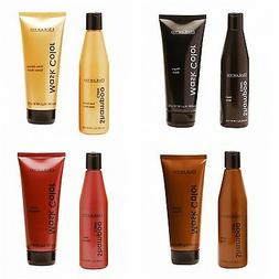 Salerm Cosmetics Professional Hair Color Mask and Shampoo to