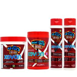 Novex My Curls Movie Star Shampoo + Conditioner 10.1oz + Lea