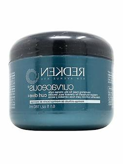 Redken Curvaceous Curl Dive Nourishing Mask with Moringa Oil