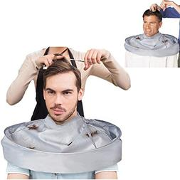 Jonerytime DIY Hair Cutting Cloak Umbrella Cape Salon Barber