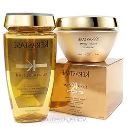 Kerastase Elixir Ultime Huile Lavante Bain  And Beautifying