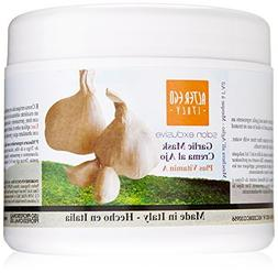 garlic mask oil treatment
