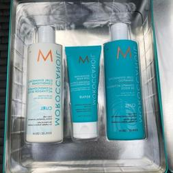 Moroccanoil Gift Set Curl Enhance Shampoo Conditioner Repair