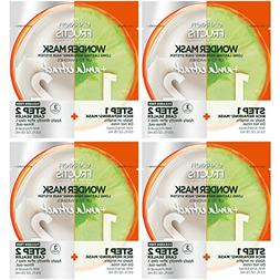 Garnier Hair Care Fructis Wonder Mask + Amla Extract, 4 Coun