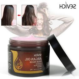 Sevich hair care mask repairs damaged hair roots 80g hair in