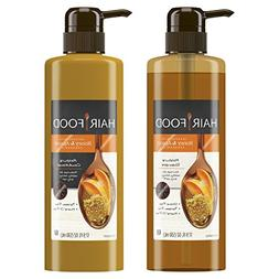 Clairol Hair Food Moisture Shampoo and Conditioner Set Infus
