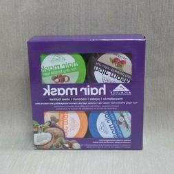 Excelsior Botanical Hair Systems Hair Mask 4 Pcs Set For Dry