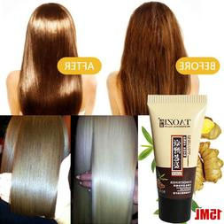 Hair Roots Treatment Natural Ginger Essence Deep Hair Condit