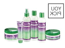 THE Mane CHOICE Hair Type 4 LEAF CLOVER Hair Care Products
