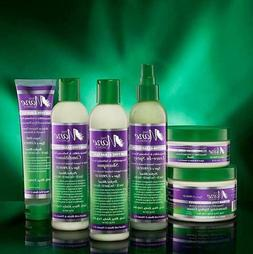 THE MANE CHOICE HAIR TYPE 4 LEAF CLOVER  PRODUCTS.