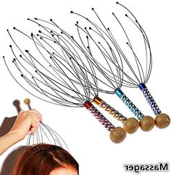 Jonerytime Head Hair Held Scalp Neck Equipment Stress Releas