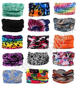 Headband Hair Band Headwrap Face Mask Bandana Neck Shield Ga