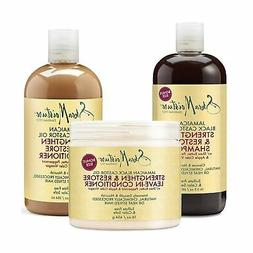 Shea Moisture Jamaican Black Castor Oil Combination Pack –
