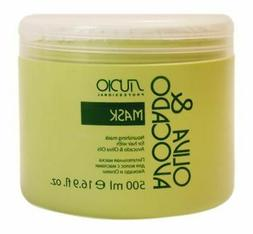 KAPOUS Moisturizing Hair mask with avocado and olive oils-50