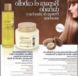 KIT OIL HAIR SERUM AND MASK INTENSIVE 3 in 1 TERRAMAR BRANDS