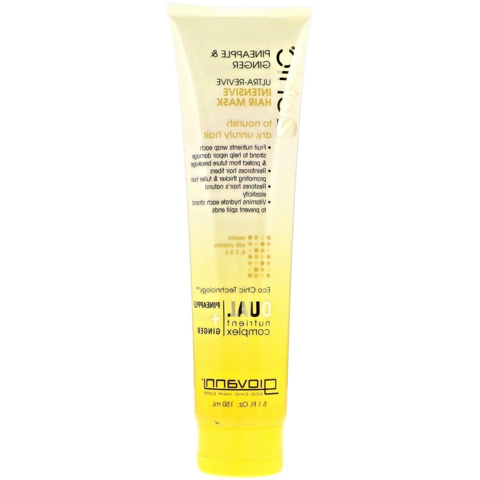 2chic ultra revive intensive hair mask pineapple