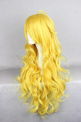 COSPLAZA Cosplay Curly Wavy Lovely Full For Girls
