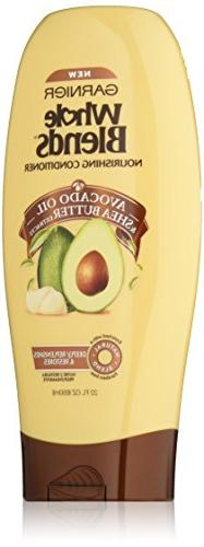 Garnier Whole Blends Nourishing Conditioner, Avocado Oil She