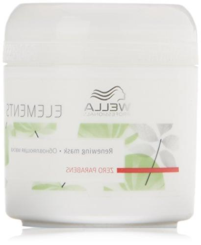 Wella Elements Renewing Mask, 5.07 Ounce