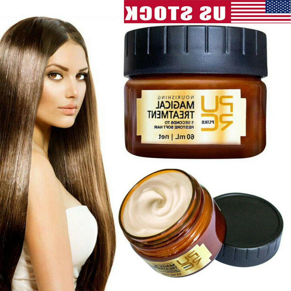 PURC Hair Treatment 5 Seconds Repair Damage Hair US