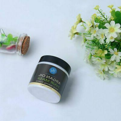 Argan Hair Mask For Dry Therapy