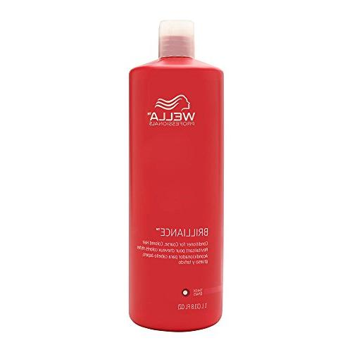 brillianc care conditioner coarse hair