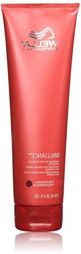 Wella Brilliance conditioner for Fine Hair, 8.4 oz