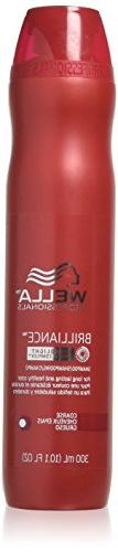 Wella Professionals Brilliance Shampoo for Fine to Normal Co